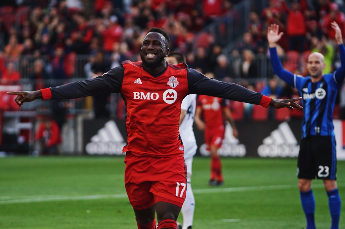 A match-winning performance from @JozyAltidore has the Reds one step closer to history  📽: https://t.co/YIQW3iRQ2v  #TFCLive | #TORvMTL https://t.co/1urjg4ytwc