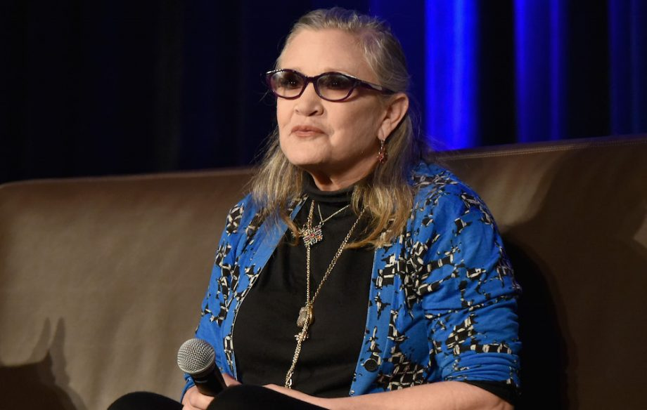 Carrie Fisher once sent a cow tongue to Hollywood producer who sexually harassed her friend https://t.co/nS51ID1Nxy https://t.co/Oz7AvGYjBE