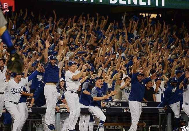 Love these guys!!!! @Dodgers https://t.co/uJBDrsWNRr