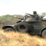 The government's military operation in Boni forest to be extended