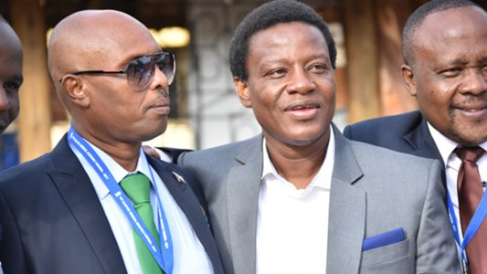 Clement Sanga ndiye mwenyekiti mpya wa bodi ya Ligi