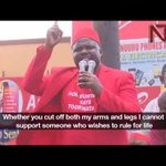 Opposition MPs take age limit campaigns to Kawempe