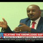 Kenya trade information portal to empower Kenyans to trade more