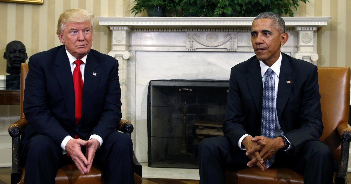 MaddowBlog: Trump forced to walk back ridiculous falsehood about Obama https://t.co/VeWNRBzOlo https://t.co/ABSJSdF0nT