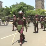 Kenya: Tear gas fired as opposition demo continues in Nairobi