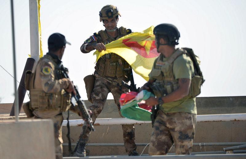 U.S. 'not taking sides' in Iraqi-Kurdish dispute: Trump