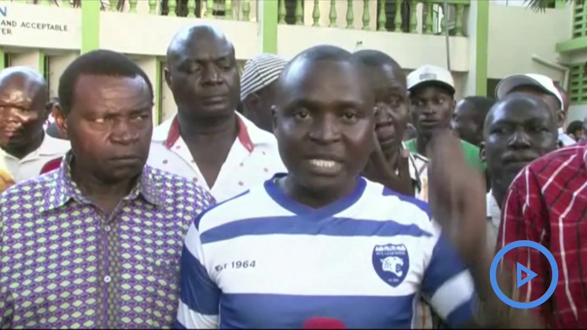 Luhya community in Mombasa criticises the anti-IEBC demonstrations