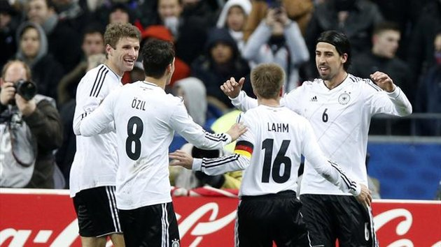 FIFA Rankings: Germany still top, surprise South Americans in top 10