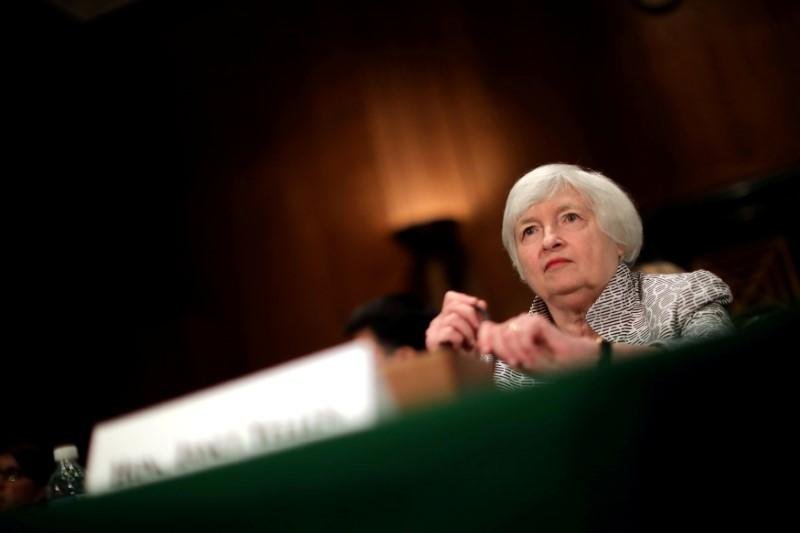 Trump to meet Yellen Thursday in search for new Fed chair: source