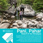 Pani, Pahar #photography exhibition is now open! @camideasfest @Cambridge_Uni  @stjohnscam @cambridge_uccri