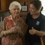 100-year-old woman shares her 'secret', and it comes with a spla - | WBTV Charlotte