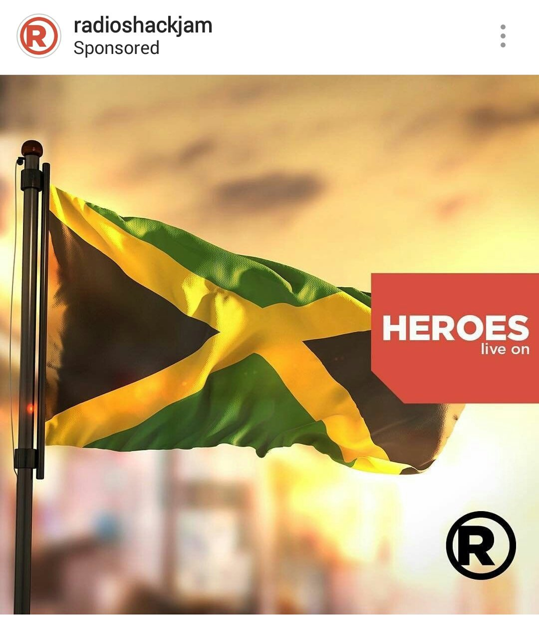 There's a Radio Shack in Jamaica now. Who would have thunk it?! https://t.co/fAU2yLvFyM