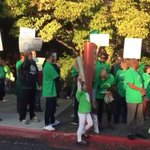 Students, parents rally at PPS office to protest proposed school closure
