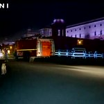 Fire Breaks Out At Prime Minister's Office, 10 Fire Engines Rushed To Spot