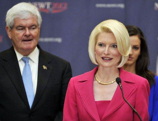 Senate votes to confirm Callista Gingrich as Vatican envoy