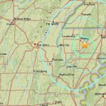 3.6-magnitude earthquake rattles part of Arkansas