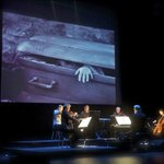 'Dracula' rises again, with live music composed and played by Philip Glass