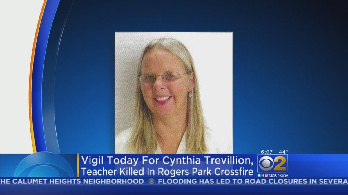 Wake, Funeral Set For Slain Rogers Park Teacher