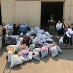 San Diegan organizes relief drive for California fire victims