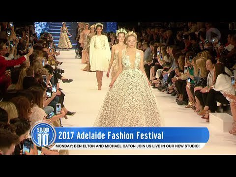 2017 Adelaide Fashion Festival | Studio 10