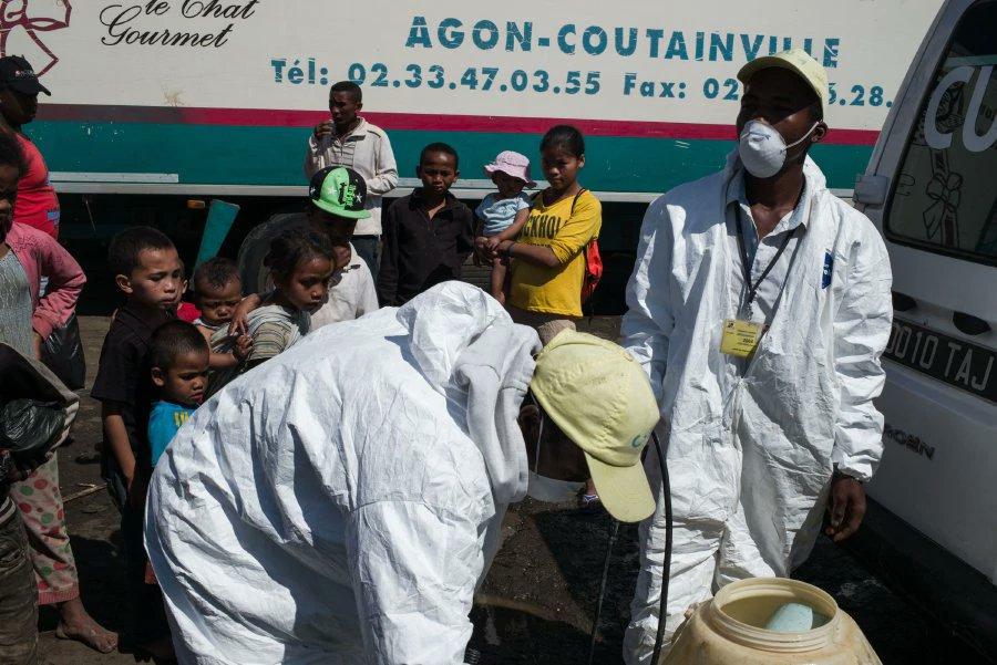 Madagascar plague spreads to Seychelles