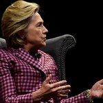 Book tour karma? Clinton compares 'Russian meddling' to 9/11, falls & breaks toe