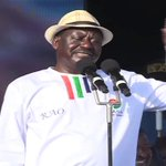 Raila Odinga dismiss allegations surrounding his trip to London