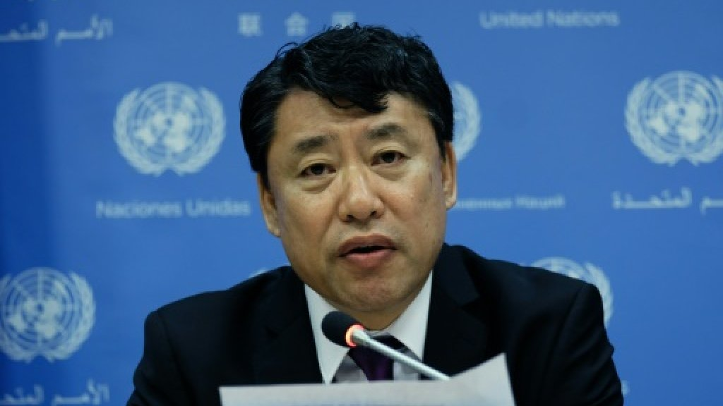 North Korea tells UN will not negotiate with a 'hostile' US