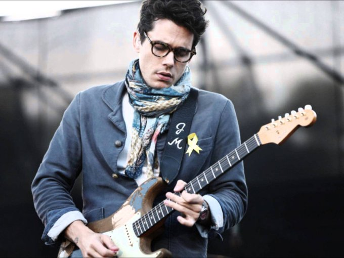 Happy Birthday, John  Mayer !