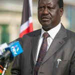 UK government denies using Raila to overthrow Uhuru