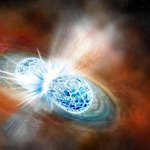 Scientists witness huge cosmic crash, find origins of gold