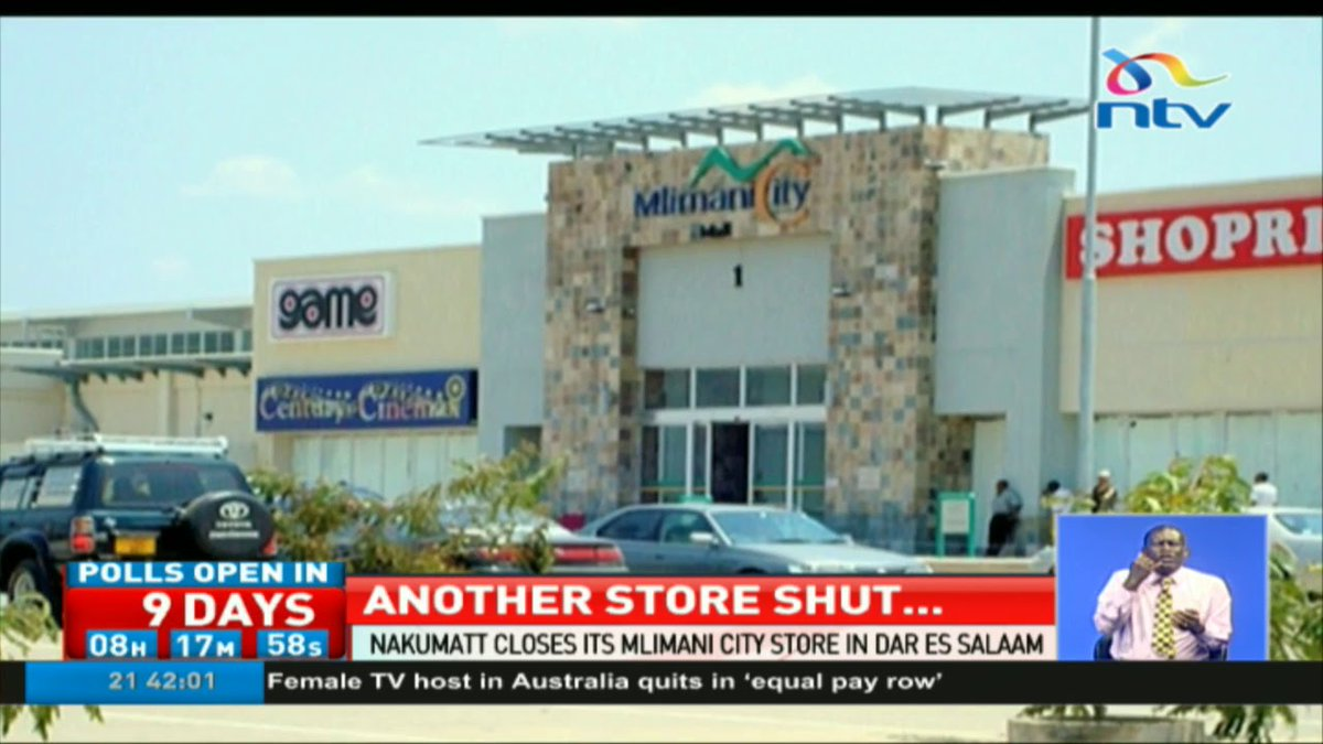 Nakummatt closes another outlet in Tanzania