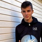 Manchester United hand trial to 14-year-old Swedish wonderkid Rines Arifi - and his idol is Cristiano Ronaldo