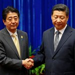 China-Japan rivalry deepens as Xi Jinping and Shinzo Abe on pace for more power
