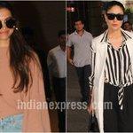 Kareena Kapoor Khan, Deepika Padukone show how to keep it comfortable, trendy whiletravelling