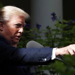 Trump says 'total termination' of Iran deal possible