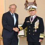 US Pacific Command chief receives prestigious Singapore military award