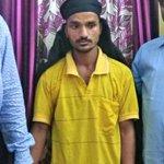 Railway police arrest serial robber from Karnataka