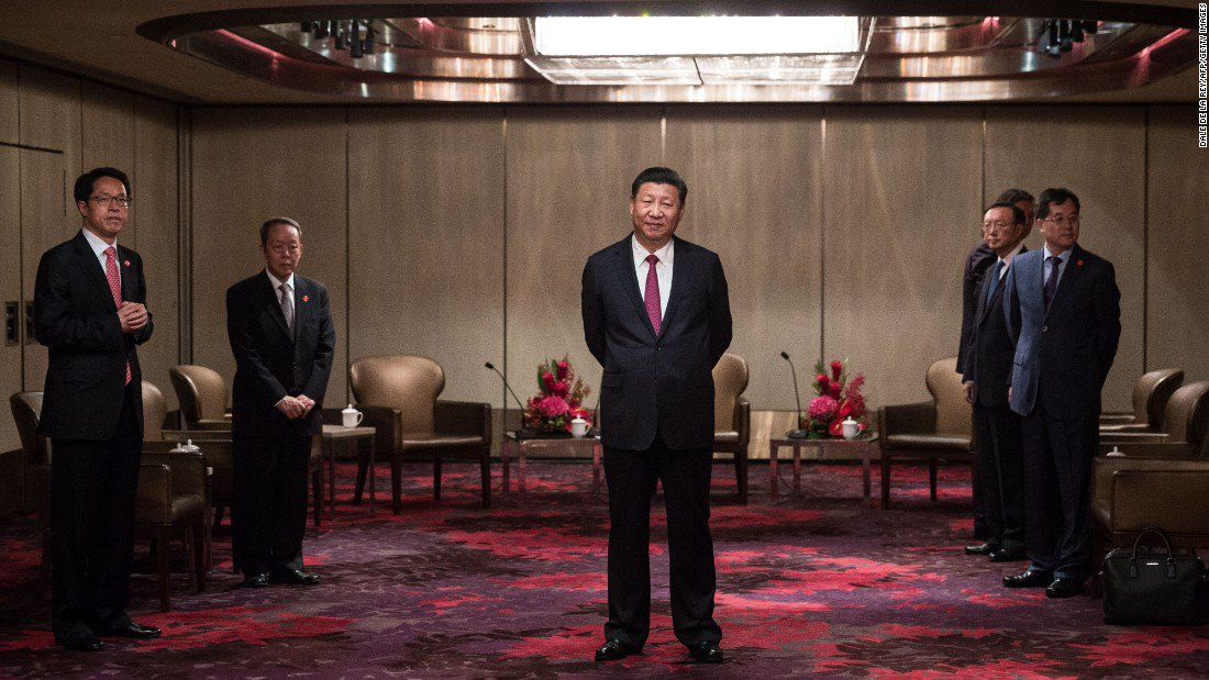 Here's how Xi Jinping became one of modern China's most powerful leaders