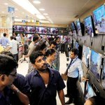 Consumer electronics sales sparkle this Diwali