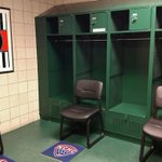 COLLEGE HOCKEY: North Dakota dedicates ref locker room to Butch Mosseau