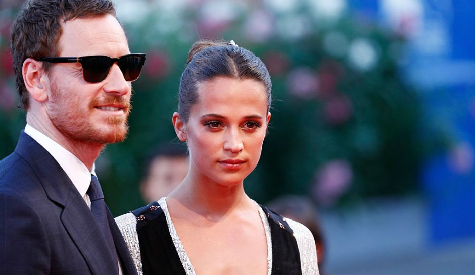 Michael Fassbender And Alicia Vikander Married In Secret Ceremony? Couple Spotted Wearing Wedding Rings