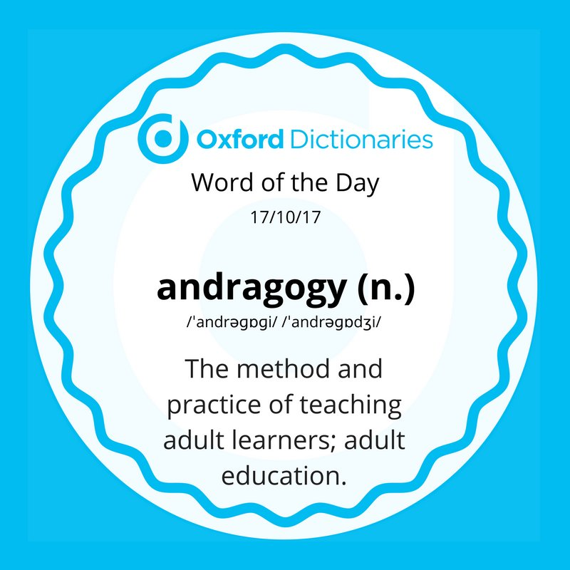 test Twitter Media - Word of the Day: andragogy https://t.co/xDXwruNKQd https://t.co/DbvMGYz5UF