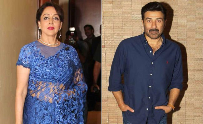 Hema Malini On Stepson Sunny Deol: 'We Share A Beautiful Relationship'