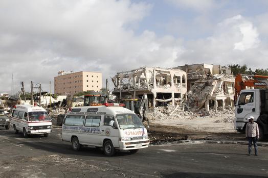 Somalia fears renewed al-Shabaab onslaught after deadly bombing | IOL News