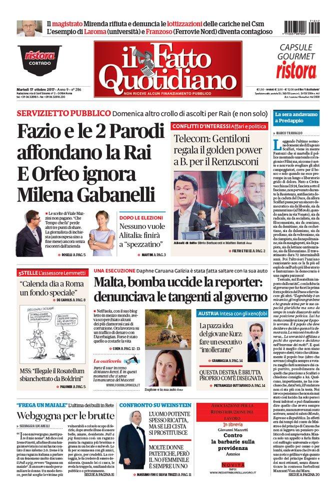 #Appendino
