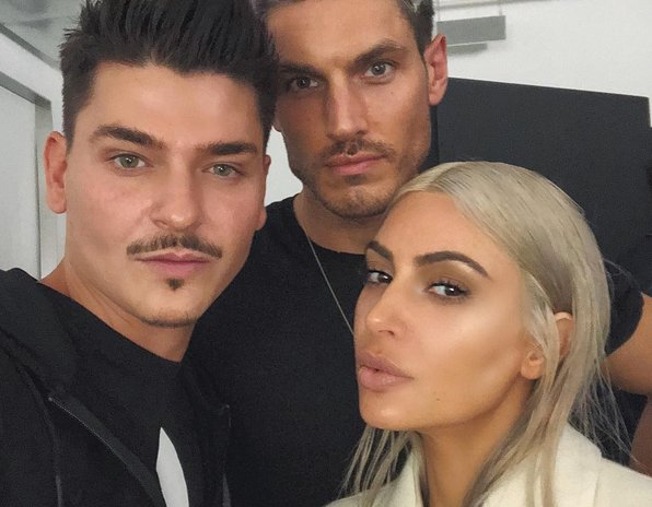 This is the £9 Jelly Highlighter Kim Kardashian's MUA @makeupbymario swears by