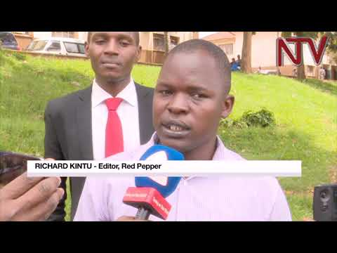 AGE LIMIT: Daily Monitor, Redpepper Editors charged with offensive communication