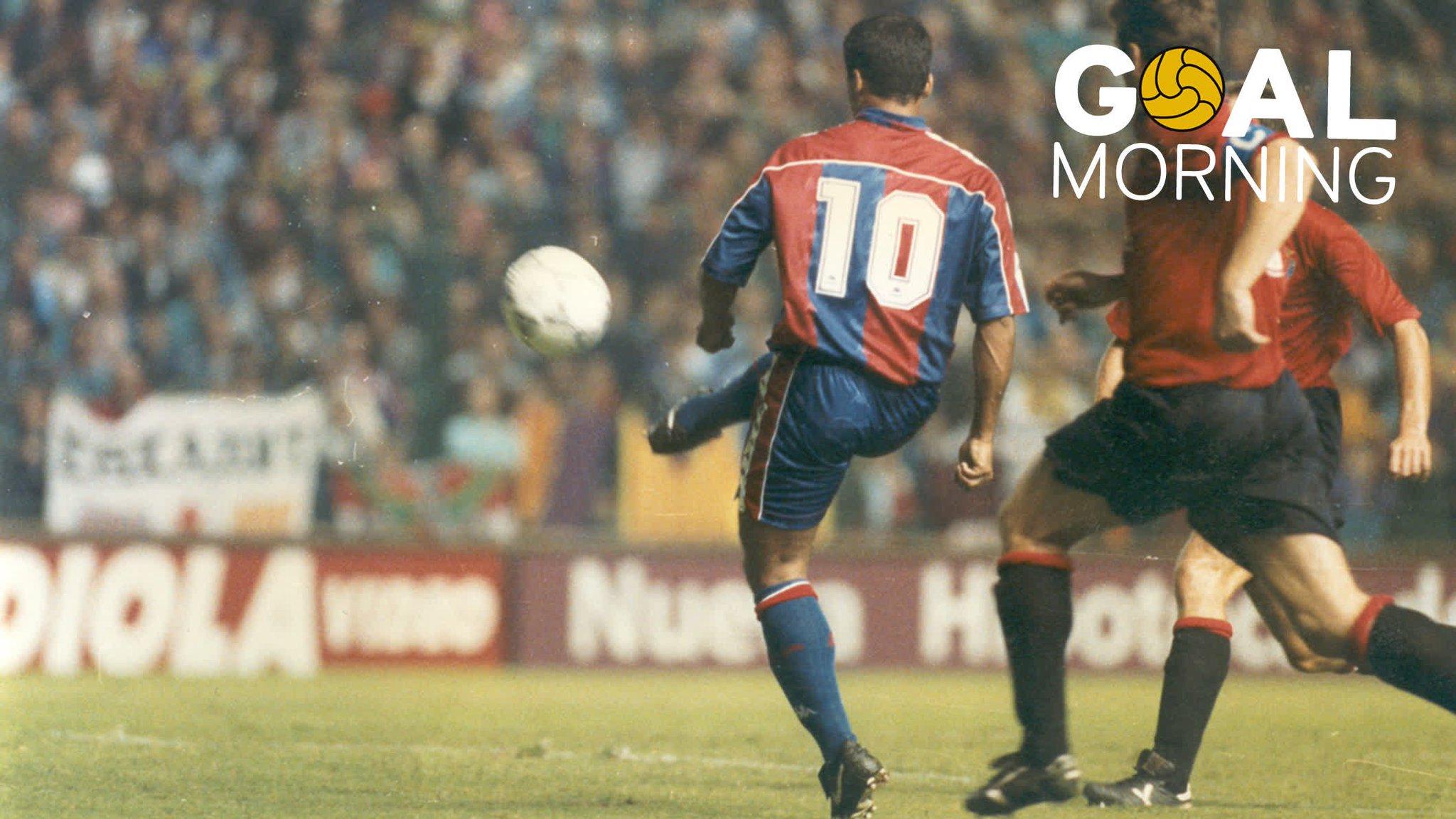 G⚽️AL MORNING!!!  �� Romario, O Rei do Gol ��  @RomarioOnze https://t.co/HtQKrhZNZL