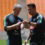 BAXTER CALCULATING BAFANA'S WORLD CUP CHANCES